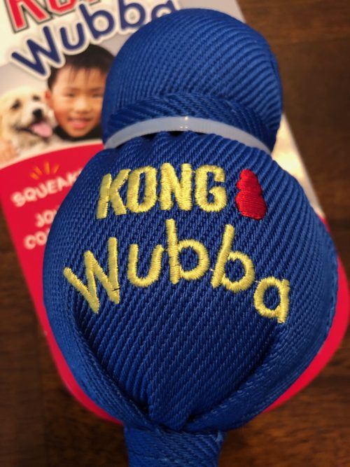 Kong Wubba Toy For Your Playful Pup